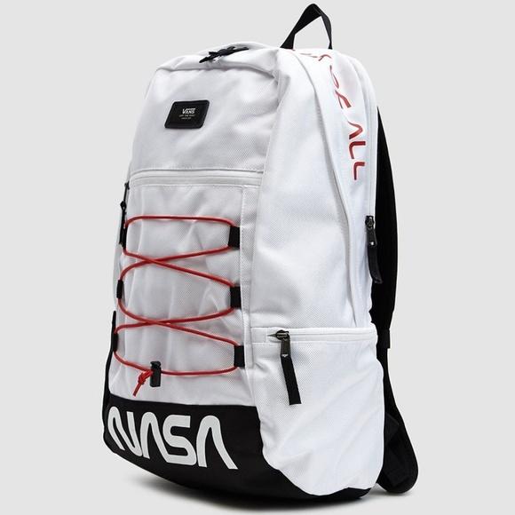 New Vans Nasa Backpack